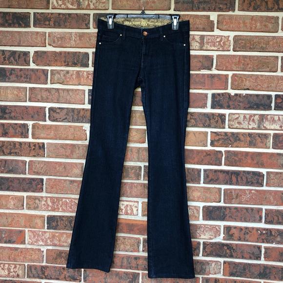 Rich & Skinny Denim - Rich & Skinny | Dark Wash Boot Cut Jean